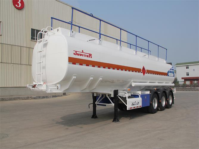China Fuel tanker trailer