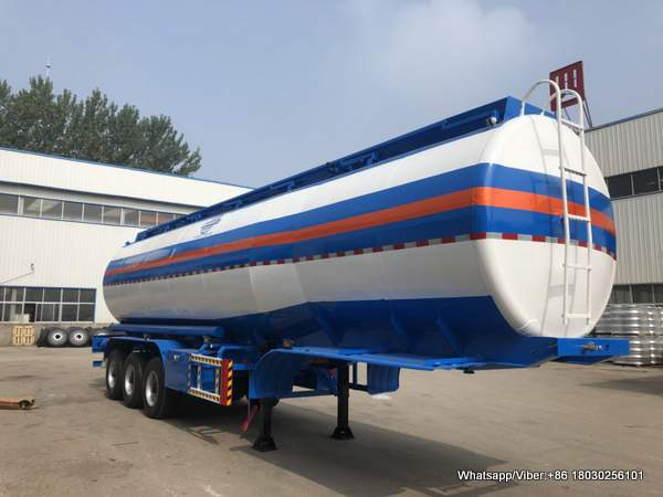 OVERVIEW OF FUEL TANKER TRAILER