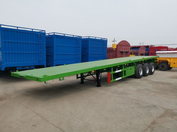 40FT flatbed trailer for sale