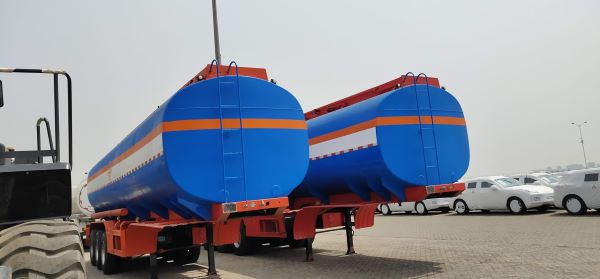 china fuel tanker trailers