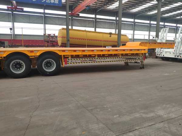 3 axle lowbed trailer for sale