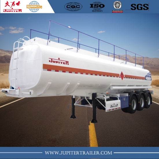 fuel tanker trialer