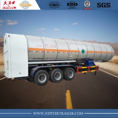 Tri-Axle LNG Tank Semi-Trailer