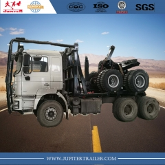 BENZ ASTRA Log wood trailer made in china