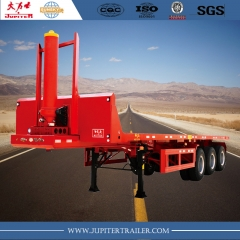 container tipper trailer