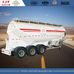 Sunsky brand 3-axle W shape bulker carrier semi-trailer