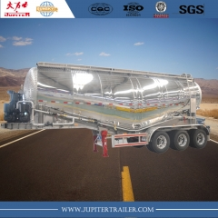 3-axle aluminum bulk carrier semi-trailer