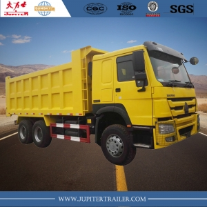 China SINOTRUCK HOWO Brand New 371HP 6X4 Dump Truck