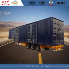gooseneck container trailer for sale
