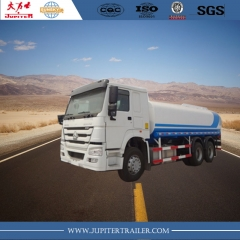 HOWO 6X4 10 Wheels 20000L Oil Transport Tanker Truck Fuel Tank Truck