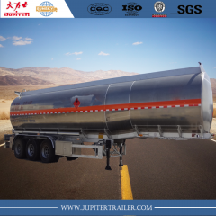 aluminum fuel tank semi-trailer