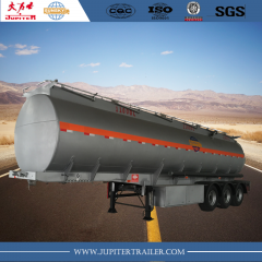 fuel tanker semi-trailer