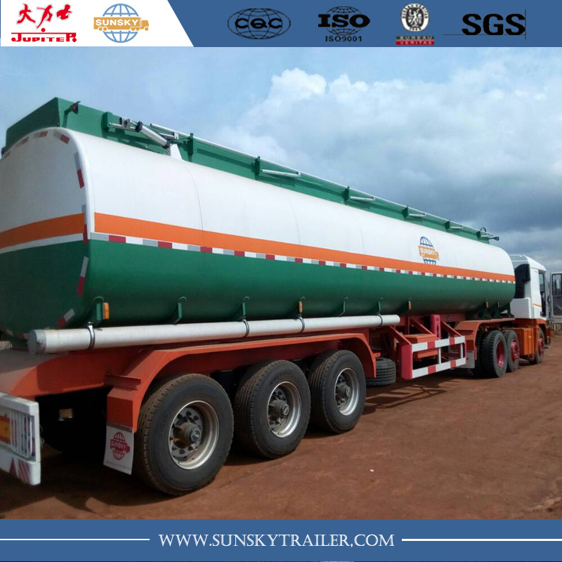 fuel tanker trailer price