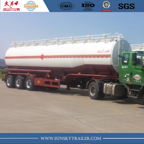 Fuel Tanker Trailer