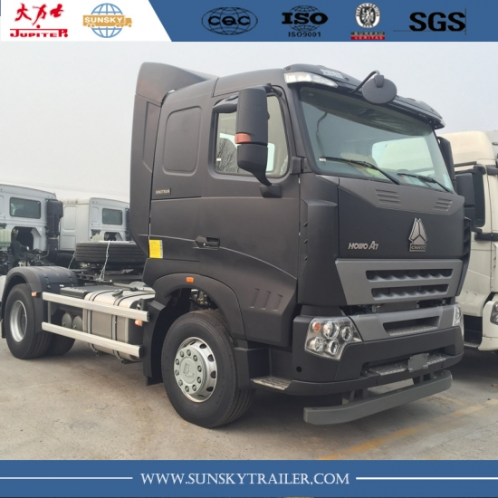 HOWO 4X2 TRACTOR TRUCK