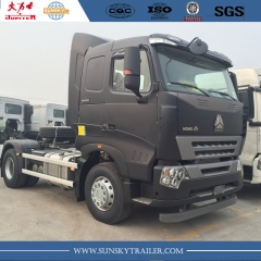 Popular in Philippines HOWO A7 371hp tractor truck