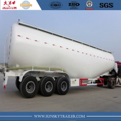 SUNSKY 80 tons bulk cement trailer for Pakistan market