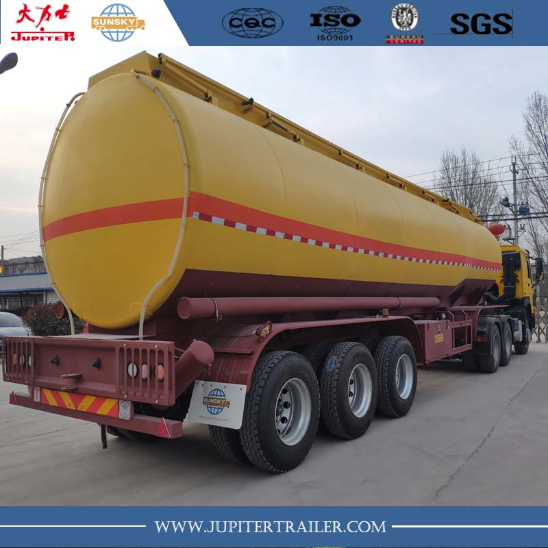 FUEL TANKER TRAILER FACTORY