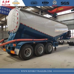 Bulk Cement Trailer supplier