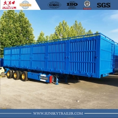Grain Dry Van Trailer