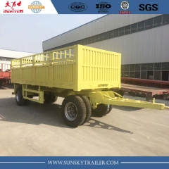 Dropside Drawbar  trailer