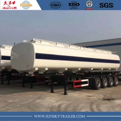 4 axle tanker trailer for sale