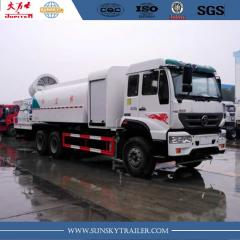 Sprayer Disinfection Truck