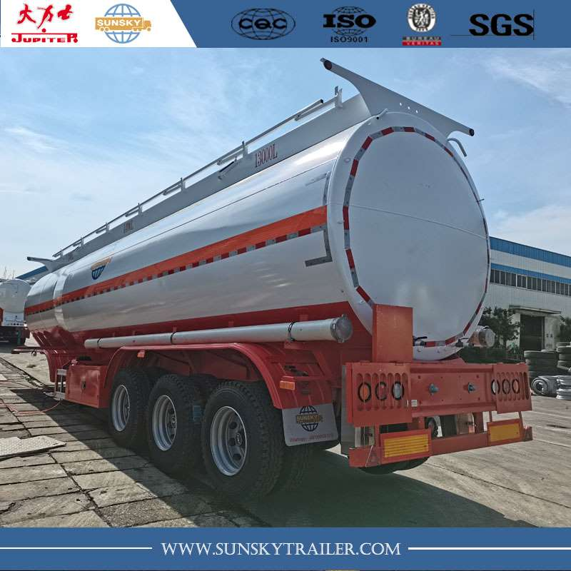 Fuel tanker trailer supplier