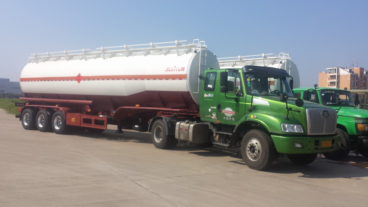 Hot selling fuel tanker trailers in Malawi, Mozambique,Zambia and Zimbabwe